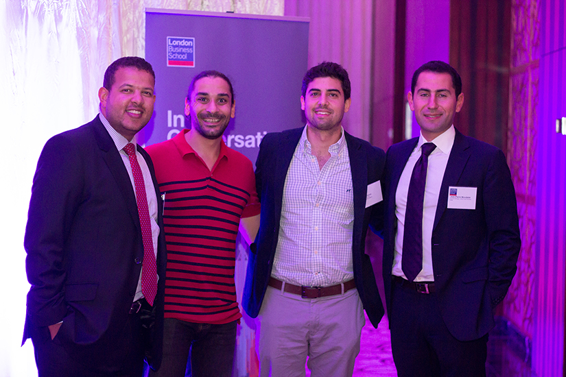 Professional Education Series: LBS – H E  Mohamed Alabbar